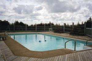 20 x 40 ft. pool