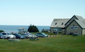 Fisheries Museum Parking